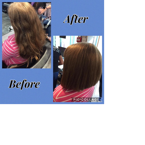 Full Restyle Cut & Finish