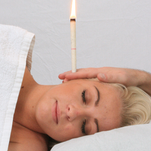Hopi Ear Candle - With Lymphatic Drainage (Mobile)