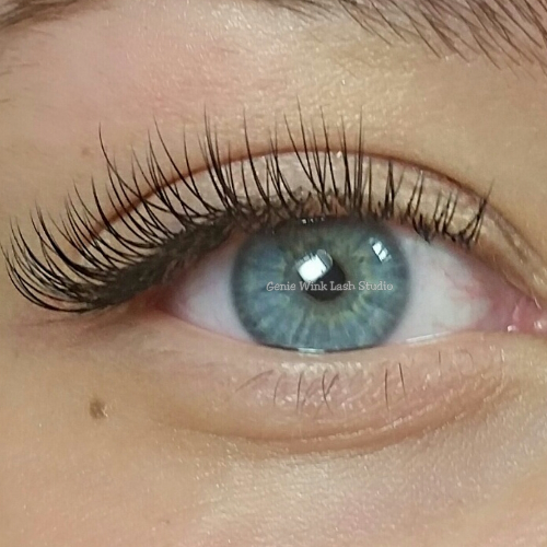 Infills Classic lashes (Mobile)