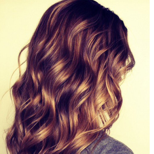 blowdry bar curls only