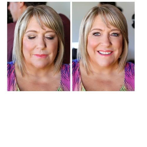 Mother of the Bride Makeup Trial